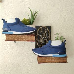 Tory Burch 💜 Laney Neoprene Runners Sneakers HTF